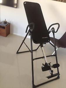 Inversion table Burleigh Heads Gold Coast South Preview