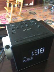Sony Projection AM/FM/Nature sounds Alarm Clock