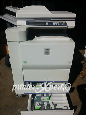 Sharp Ar-m700u Multifunction Copier Printer Up To 70 Ppm With Network Enable