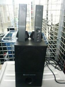 PC subwoofer and speakers