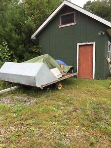 8x8 trailer