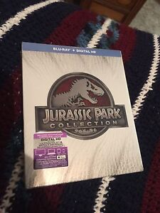 Jurassic Park Collection (Brand New)