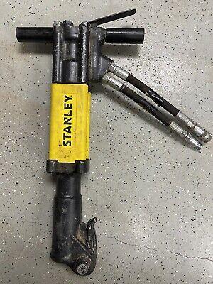 Stanley Br45 Hydraulic 45lb Breaker Demolition Jackhammer Used Free Shipping