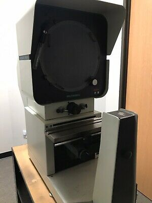 Deltronic 14 Screen Profile Projector With 20x Lense. No Dro.