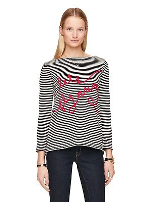 NWT Kate Spade Fly Away L/S Shirt L