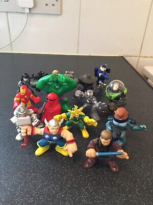 playskool heroes marvel Star Wars Action Figures