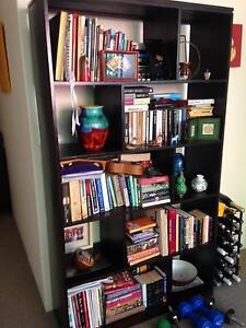 Solid wood bookshelf North Bondi Eastern Suburbs Preview