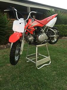 2013 CRF 50 Muswellbrook Muswellbrook Area Preview
