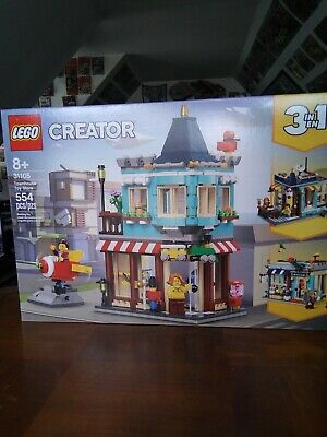 Lego Creator 3 in 1 Townhouse Toy Store 31105 NEW!! LAST ONE!!!