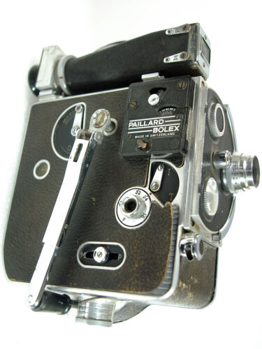 Bolex H8 with two spools *UGLY but works!