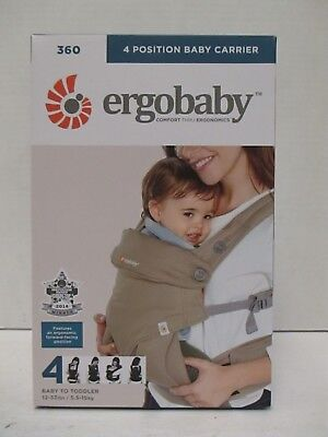 3d147dc7e3b Ergobaby 360 review  The best soft-structured carrier for all ages ...