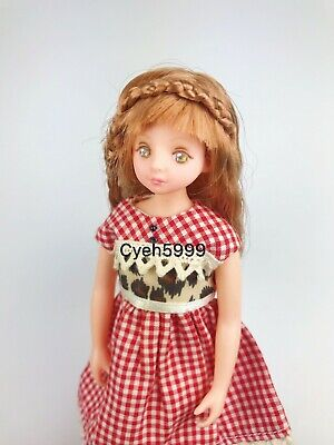 dorandoran Atomaru Doll New blonde hair hand painted dress rare Korea 1/6