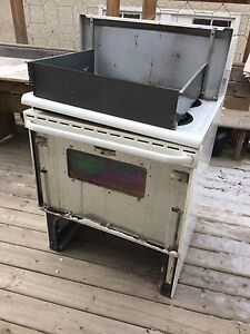 Free stove / oven