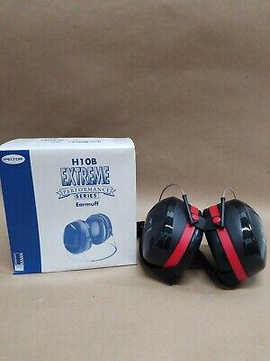 Peltor 3m Earmuff H10b Twin Cup With Backband