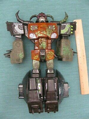 Transformers Cybertron Dark Unicron Action Figure Figurine Hasbro Takara 2003