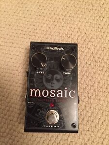 Pedals: Digitech mosaic  and others