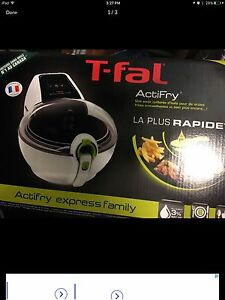 T - fal family express  Actifry