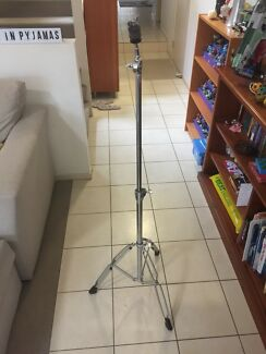 Mapex Double Braced Straight Stand with Angled Clamp