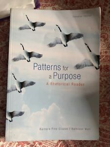 Patterns for A Purpose by Barbara Fine Clouse