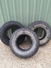 Mud terrain tyres Taylors Lakes Brimbank Area Preview