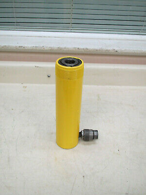 Enerpac Rc-156 15 Ton 6 Stroke 10000 Psi Single Acting Hydraulic Cylinder Used