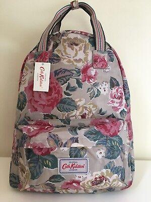 Cath Kidston Rose (Cath Kidston Backpack / Rucksack Forest Rose- NEW - GIFT -SALE)
