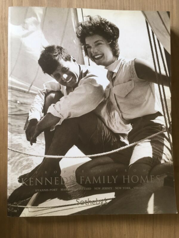 Kennedy Family Homes Book By Sotheby's