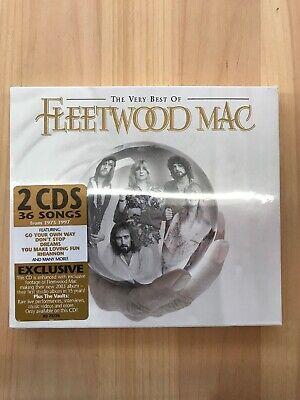 The Very Best of Fleetwood Mac [Rhino] by Fleetwood Mac (CD, Oct-2002, 2 (The Very Best Of Fleetwood Mac Cd)