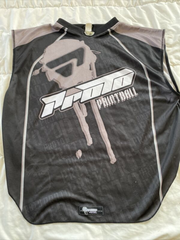 Proto Dye Practice Paintball Jersey Shirt XL Fast Shipping!