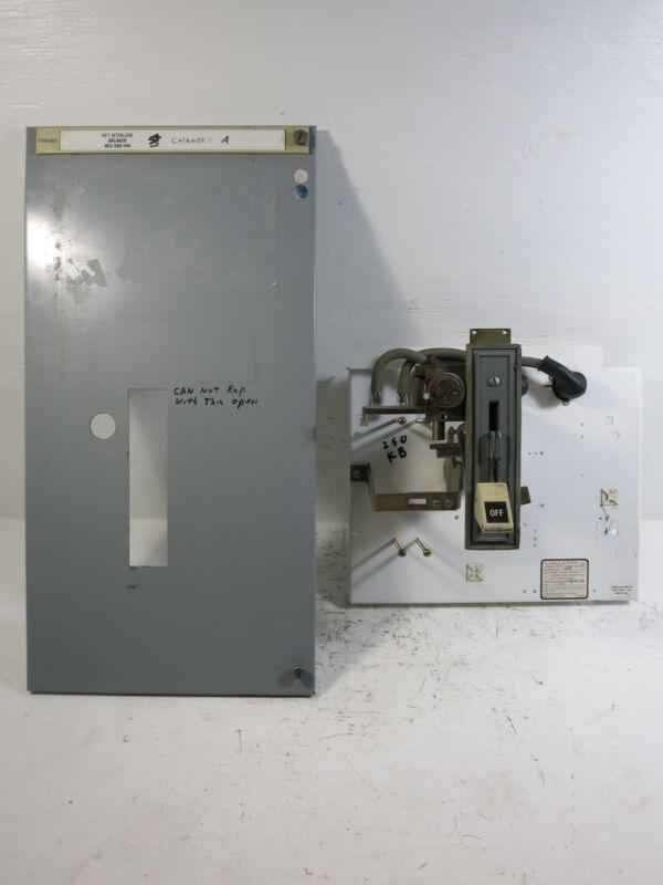 Siemens Tiastar Furnas 89 250 Amp Main Breaker Feeder MCC Bucket w/ Stabs 250A