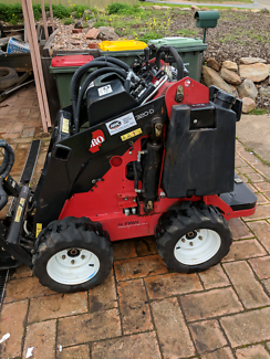 TORO 320D WHEELED LOADER Morphett Vale Morphett Vale Area Preview