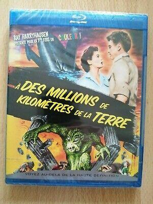 A DES MILLIONS DE KILOMETRES DE LA TERRE (BLU-RAY NEUF SOUS BLISTER)