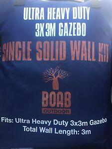 Camping Gazebo wall Bracken Ridge Brisbane North East Preview