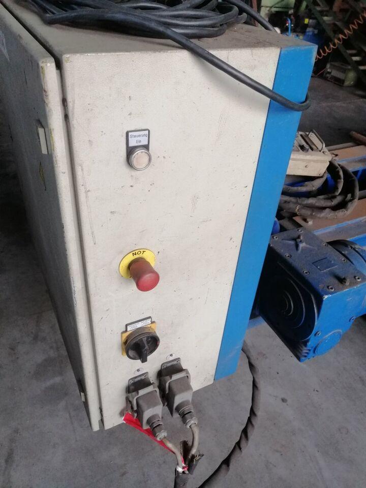 Behälterdrehvorrichtung Kesseldrehvorrichtung Schweißvorrichtung in Wallscheid