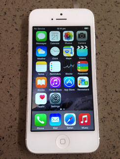 16gb White iPhone 5 (new battery)