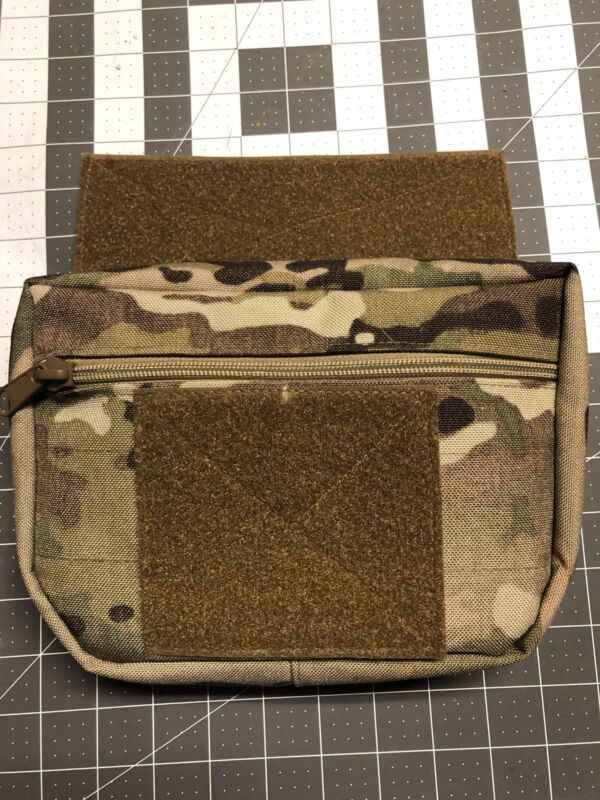 Dangler Style Pouch MADE IN USA- Multicam