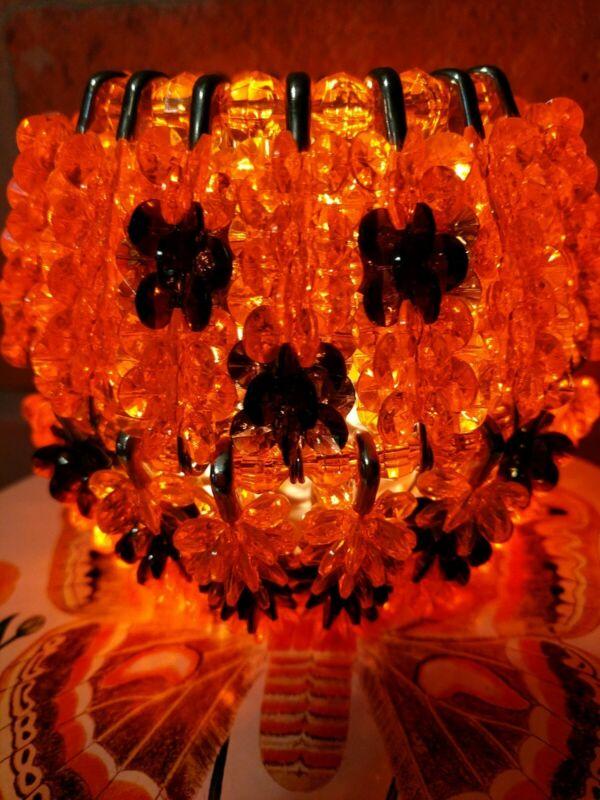 Vintage Halloween Handmade Jack-o