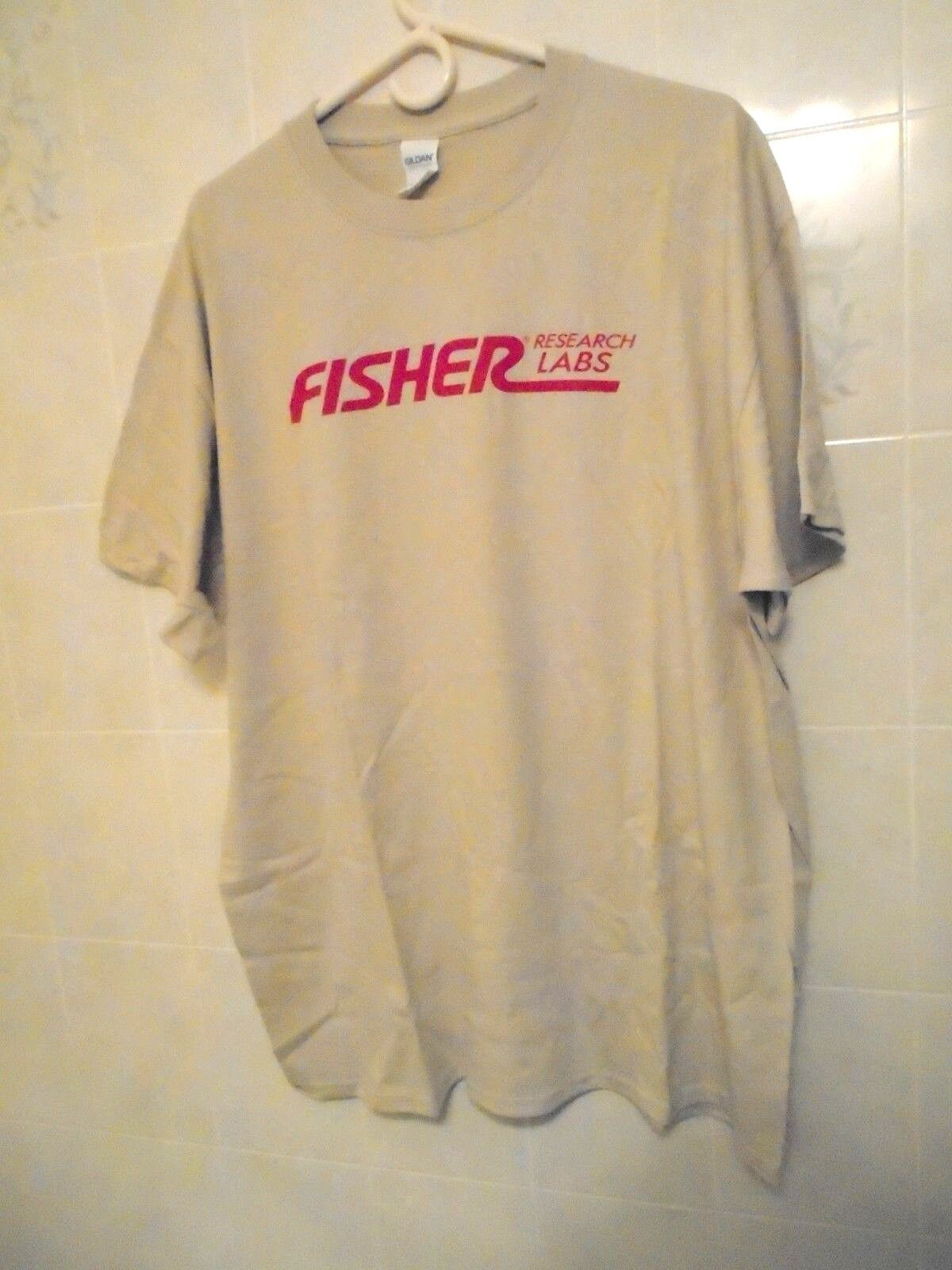 FISHER T-SHIRT SIZE XL NEW