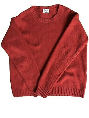 acne studios sweater XS