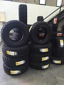 Brand New Tyres, Second Hand Tyres. All sizes COVERED Sunshine West Brimbank Area Preview