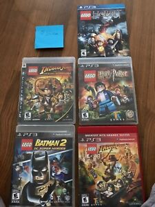 Various PS3 games @ 5.00 each