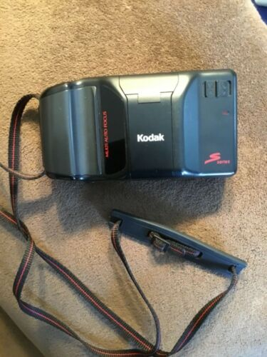 KODAK S SERIES  S1100XL 35mm FILM CAMERA  Auto Focus 2.8 Ekton - FLASH, W/O BATT