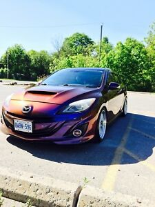 2010 Mazdaspeed3 TECH PACKAGE