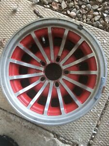 Old Buick rims