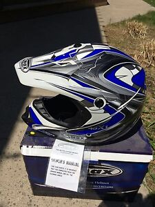 Gmax ATV Helmet XL Brand New