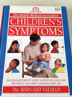 Childrens Symptoms British Medical Association DK Hardback for sale  Shipping to South Africa