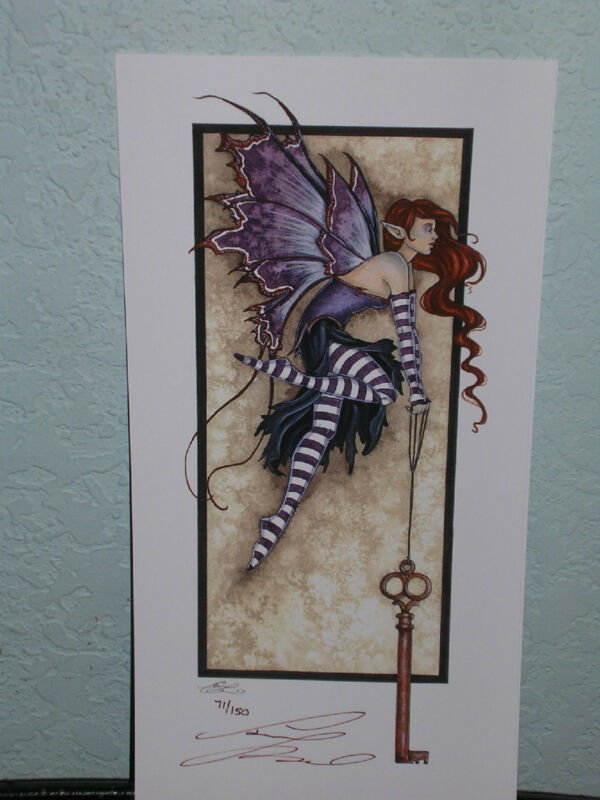 Amy Brown - Key To The Realm - Limited Edition - SOLD OUT