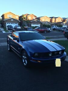 Mustang 2009  45th anniversary edition