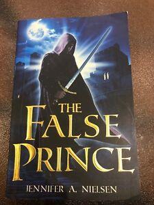 The false prince novel