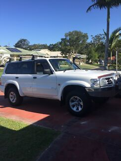 2003 Nissan Patrol Top of the range MINT